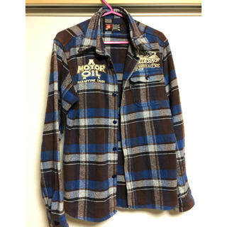 トウヨウエンタープライズ(東洋エンタープライズ)のMWS シャツ アメカジ 長袖シャツ(Tシャツ/カットソー(七分/長袖))