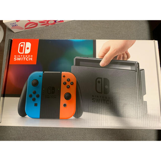 Nintendo Switch - ニンテンドーSwitch本体 旧型