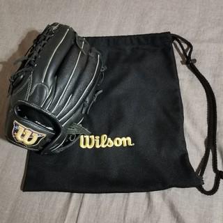 ウィルソン(wilson)のWilson左投げ用グローブ 女子ソフトボール(グローブ)