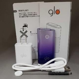 glo - 即購入OKです。新品未使用 glo グローシリーズ2mini 本体フルセット