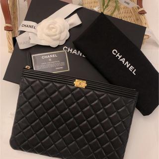 CHANEL - Chanel BOY CHANEL ポーチ