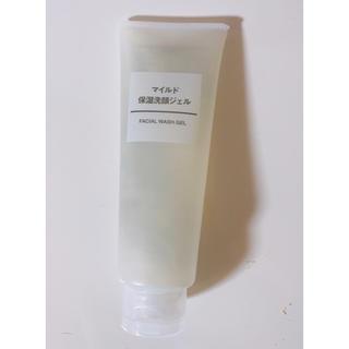 ムジルシリョウヒン(MUJI (無印良品))の無印良品マイルド保湿洗顔ジェル(洗顔料)