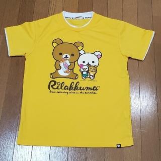 サンエックス(サンエックス)のリラックマ Tシャツ 吸水速乾 スポーツ(Tシャツ(半袖/袖なし))
