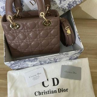 Christian Dior - ☆Dior レディディオール ハンドバッグ