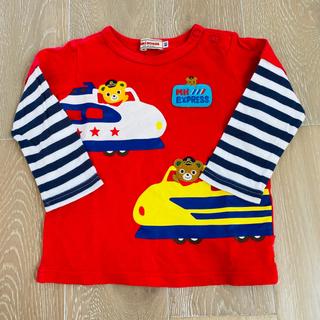 ミキハウス(mikihouse)の【専用】ミキハウス プッチー 新幹線 ロンT 80(Tシャツ)