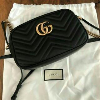 Gucci - GG Marmontショルダ-バッグ