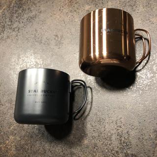 Starbucks Coffee - 【新品・未使用】NYスターバックス リザーブ ステンレスマグ スタバ マグカップ