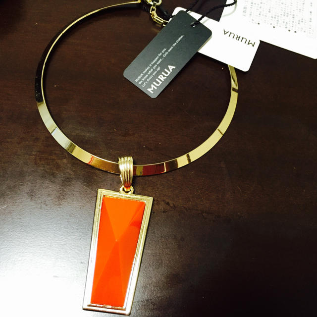MURUA(ムルーア)のムルーア ネックレス レディースのアクセサリー(ネックレス)の商品写真
