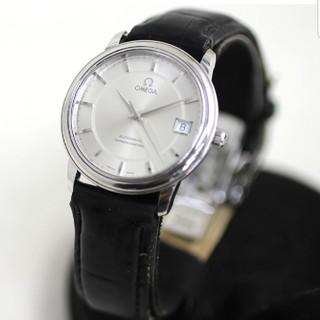 オメガ(OMEGA)の【OMEGA】プレステージ クロノメーター Ca.1120 自動巻き OH済(腕時計(アナログ))