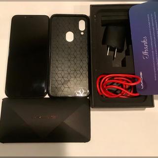 ANDROID - 中古 UMIDIGI A3 Pro ゴールド Android SIMフリー