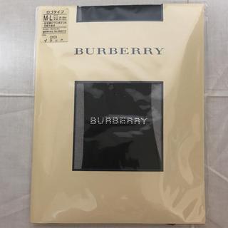 バーバリー(BURBERRY)の❤︎BURBERRY❤︎ロゴタイプストッキング❤︎(タイツ/ストッキング)