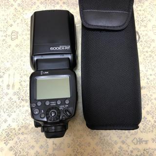 キヤノン(Canon)のCANON キャノン 600EX-RT ストロボ (ストロボ/照明)
