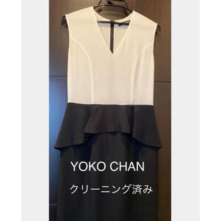 バーニーズニューヨーク(BARNEYS NEW YORK)の未使用品!!yokochan ヨーコチャン ワンピース(ミニワンピース)
