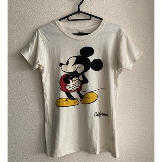 エフオーキッズ(F.O.KIDS)のディズニー ミッキーマウスTシャツ F.O.KIDS(Tシャツ(半袖/袖なし))