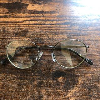 ビームス(BEAMS)のNewman の伊達眼鏡(サングラス/メガネ)