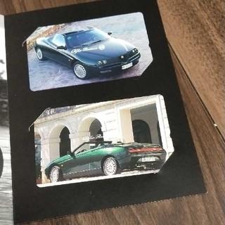 アルファロメオ(Alfa Romeo)のアルファロメオ スパイダー テレカ(車外アクセサリ)