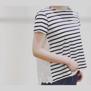 ドゥロワー(Drawer)のソーノ sono ボーダー 15120円(Tシャツ(半袖/袖なし))