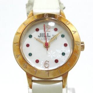 ジルバイジルスチュアート(JILL by JILLSTUART)のジルスチュアート 腕時計美品  - VC01-KP70(腕時計)