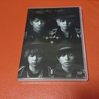 NEWS 四銃士 DVD (ミュージック)
