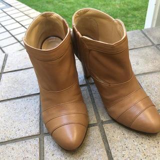 オデットエオディール(Odette e Odile)の22.5cmショートブーツ(ブーツ)