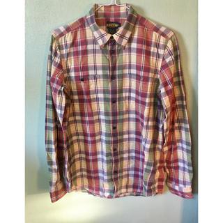 ポロラグビー(POLO RUGBY)のRalph Lauren RUGBY長袖 チェックシャツ(シャツ/ブラウス(長袖/七分))
