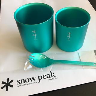 スノーピーク(Snow Peak)のsnowpeak◎スノーピーク◎白馬限定(食器)