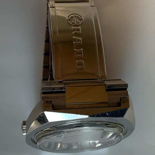 RADO(ラドー)の腕時計 RADOラドー HOLBEIN ホルベイン AT(自動巻き) メンズの時計(腕時計(アナログ))の商品写真