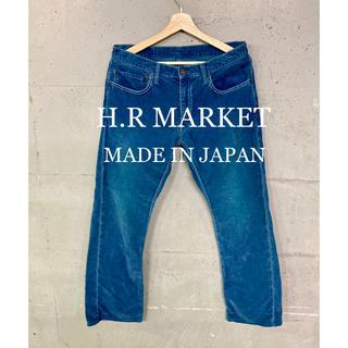 ハリウッドランチマーケット(HOLLYWOOD RANCH MARKET)のH.R MARKET コーデュロイパンツ!日本製!(その他)