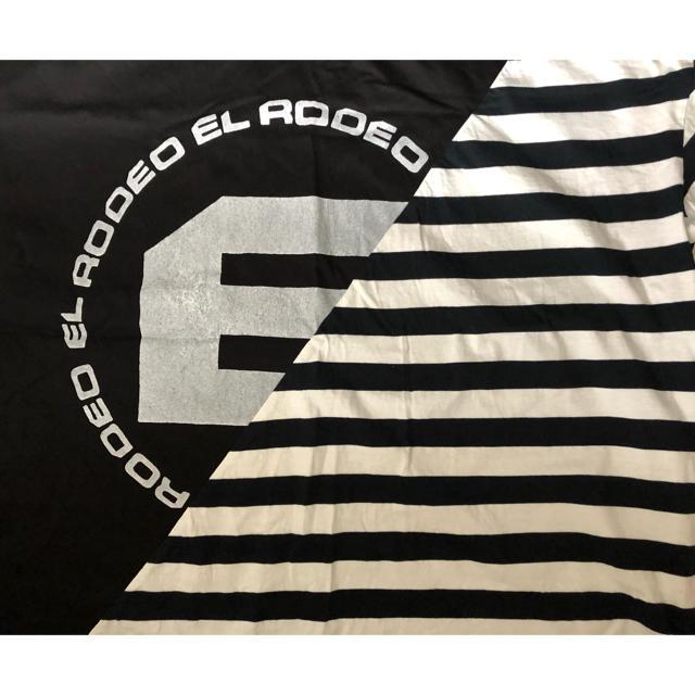 EL RODEO(エルロデオ)のエルロデオ     BIGTシャツ 2回着 美品 レディースのトップス(Tシャツ(半袖/袖なし))の商品写真