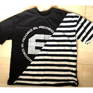エルロデオ     BIGTシャツ 2回着 美品