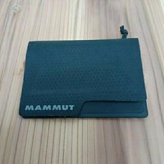 マムート(Mammut)のMAMMUT   WALLET マムート ワレット 財布(登山用品)