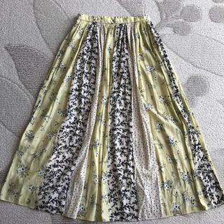 エニィスィス(anySiS)のエニィスィス新品未使用人気ロングスカート(ロングスカート)