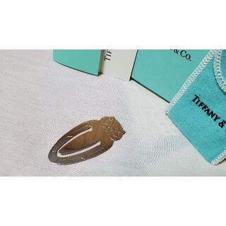ティファニー(Tiffany & Co.)の正規限定 ティファニー ヴィンテージ フクロウモチーフ マネークリップ 付属品有(マネークリップ)