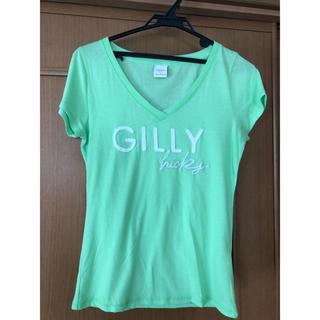 ギリーヒックス(Gilly Hicks)のGilly Hicks❤︎VネックTシャツ(Tシャツ(半袖/袖なし))