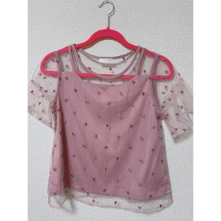 ミーア(MIIA)のMIIA(Tシャツ(半袖/袖なし))