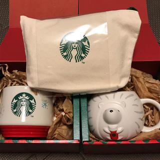 スターバックスコーヒー(Starbucks Coffee)のスタバ ハリネズミ  マグカップ (食器)