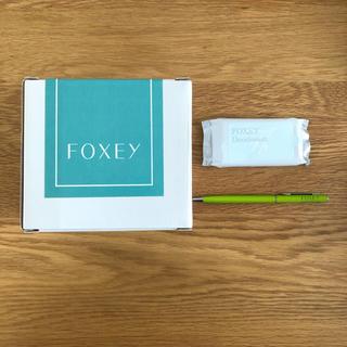 フォクシー(FOXEY)のFOXEY ノベルティ マグカップ•ペン•デオドラントシートセット(グラス/カップ)