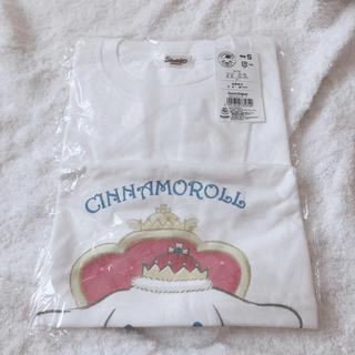 シナモロール(シナモロール)のシナモン Tシャツ(Tシャツ(半袖/袖なし))