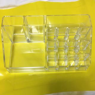 ムジルシリョウヒン(MUJI (無印良品))のコスメオーガナイザー 収納 小(メイクボックス)