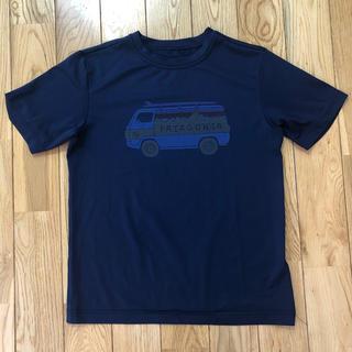 パタゴニア(patagonia)のパタゴニア  キッズ Tシャツ M(Tシャツ/カットソー)