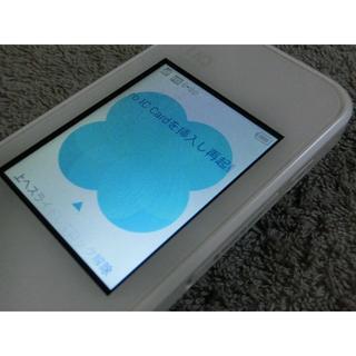 エーユー(au)のUQ モバイルルーターW04  WiMAX2 ダウングレード simフリー 1(PC周辺機器)