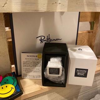 ロンハーマン(Ron Herman)の新品未使用 ロンハーマン ニクソン Nixon  防水 サーフィン デジタル(腕時計(デジタル))