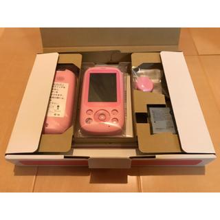 NTTdocomo - docomo F-03J キッズケータイ ピンク 新品 キッズ携帯 ドコモ