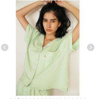 シールームリン(SeaRoomlynn)のsea roomlynn コットン2face HOMEシャツ&ショートパンツ(ルームウェア)
