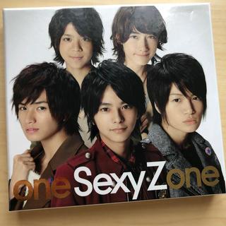 セクシー ゾーン(Sexy Zone)のone Sexy Zone(ポップス/ロック(邦楽))