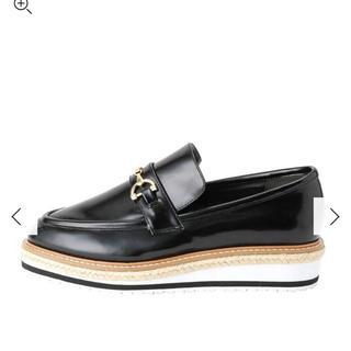 マーキュリーデュオ(MERCURYDUO)のMERCURYDUO 厚底ローファー(ローファー/革靴)