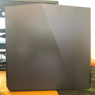エイスース(ASUS)の小型ゲーミングデスクトップPC ASUS ROG G20CI-K7P1070(デスクトップ型PC)