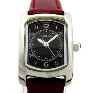 フルラ(Furla)のフルラ 腕時計 002844-02-96 レディース 黒(腕時計)