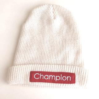 チャンピオン(Champion)の↓値下げ  チャンピオン❀.*・゚ニット帽(ニット帽/ビーニー)