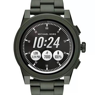 マイケルコース(Michael Kors)の◆激レア!◆新品◆マイケルコース◆スマートウォッチ◆黒◆ブラック◆MKT5083(腕時計(アナログ))